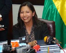 además de milton gómez nombrado ministro de minas también carmen trujillo es acusada