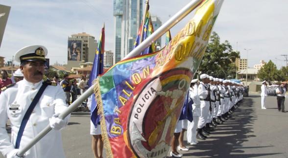 """salvaron el honor. los soldados en Cochabamba no gritaron """"patria o muerte"""" a diferencia de La Paz"""