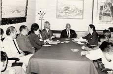 la versión Nro. Uno de la Feria se organizó por el Comité IV Centenario que nombró a Mauricio Aira