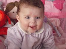 sofía michelle baldivieso crece y crece en la paz, bolivia