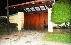 el domicilio del Cardenal ubicado en el segundo anillo