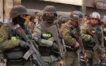 si bien UTARC la unidad especializada en represión violenta ha sido disuelta
