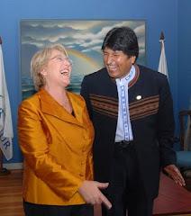 """se acaba """"tanta familiaridad"""" para que Bolivia olvide el mar y olvide El Silala"""