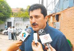 es-ministro de gobierno, senador y dirigente cívico Guido Nayar denuncia