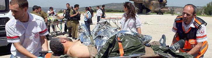 indignación en el mundo entero ante los ataques judíos a la flota de voluntarios que lleva ayuda