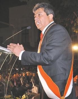 Mario Cossío víctima del acoso judicial del MAS. en realidad lo quieren fuera