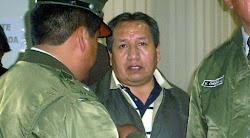 """circula la frase recogida de labios de Santos Ramírez """"diré quienes recibieron la plata"""""""