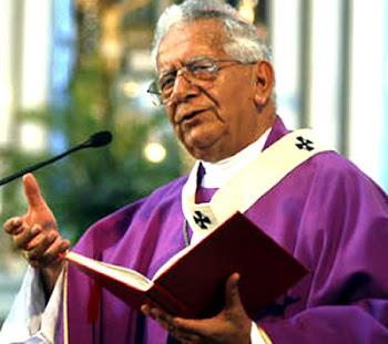asume de nuevo la palabra evangélica nuestro Cardenal Julio desde La Catedral