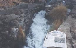 las aguas del Silala no serán pagadas jamás porque Evo proclamó como derecho humano