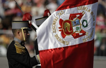 delegación argentina en Santiago rinde honores al Ejército de Chile