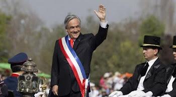 Piñera se sintió realizado con la gran parade militar por los dos siglos