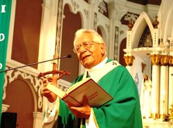 repuesto de una operación de la vista Julio Cardenal de Bolivia regresa a la catedral