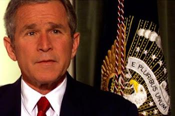 artículos sin cuenta contra la guerra iniciada por Bush me tocó dar a luz aquellos años.