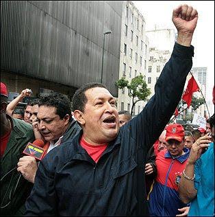 para nadie resultó una sorpresa y es que el mismo Chávez lo había venido anunciando