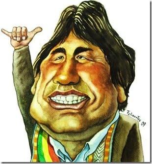 dale con agredir a los bolivianos. atenido a su mayoría en el Congreso hace lo que le da en gana