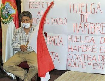 el mismísimo Evo, jefe de Estado se ha involucrado en el golpe contra el Gobernador de Tarija