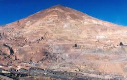 el cerro rico conocido como Sumaj Orko donde se explota plata y zing