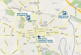 AQS Quilt News Parking Shuttle Services Lancaster PA