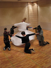 Modern Dance meets Whirling Dervish