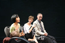 Last Evening in Seoul:  Panel Discussion with Korean Dance Association