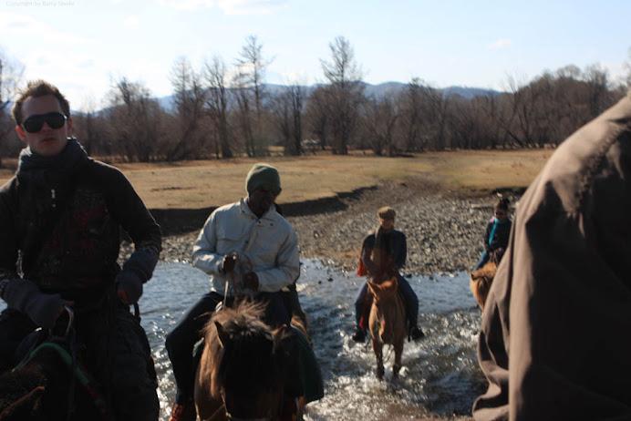 Mongolia - 2008