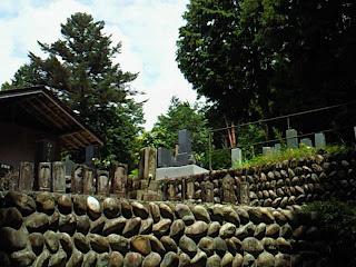 our ancestors' graves