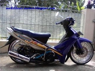 Modifikasi Yamaha Vega R 110