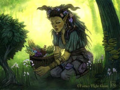 Grand Livre de la magie Herbalist-FCano