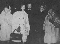 Lennon Sisters and Mahlon Clark