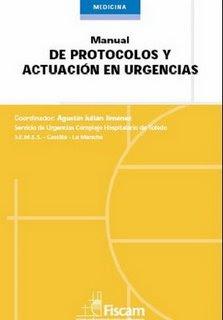 Manual de protocolo y actuaciones en urgencias medicas