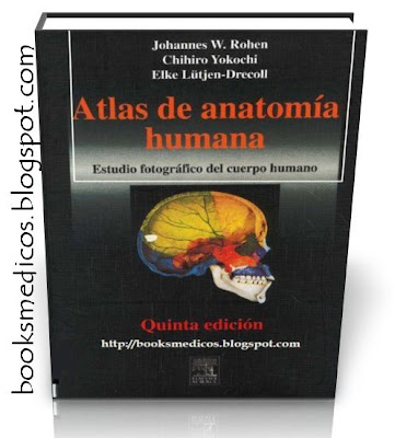 Atlas de anatomía humana Yokochi 5ª Edición | booksmedicos
