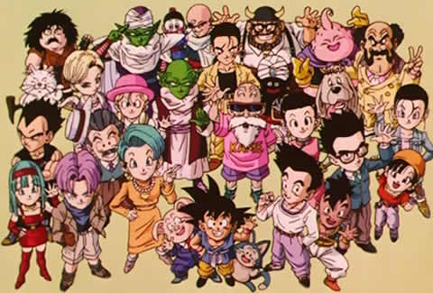 What is Dragonball GT?
