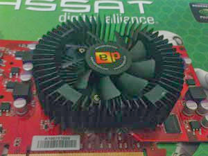 Digital Alliance 9800GT 1GB 256Bit DDR3 Green
