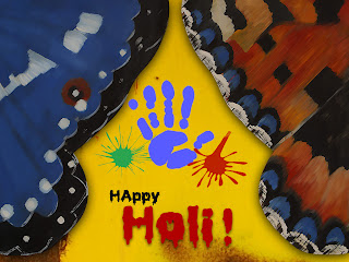 Holi Free Wallpapers