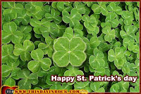 Happy St Patricks Day Wish Wallpaper