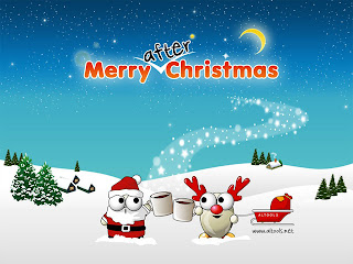 Santa Wallpapers for computer desktop