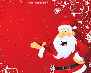 Santa Claus Desktop Wallpapers