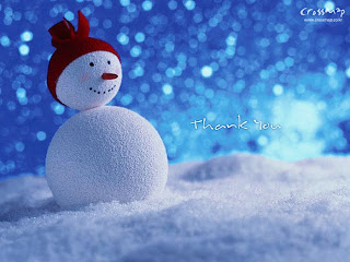 Free Snowy Wallpaper For Christmas