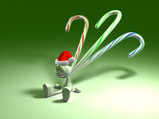 3d christmas wallpaper for free