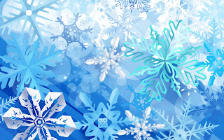 Beautiful snowflakes wallpapers