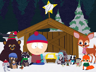 Christmas South Park Computer Wallpaper