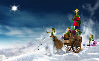 Christmas 1680x1050 Wallpaper
