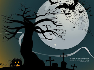 1024x768 Halloween Wallpapers