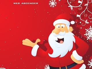Santa Claus 800x600 Wallpaper