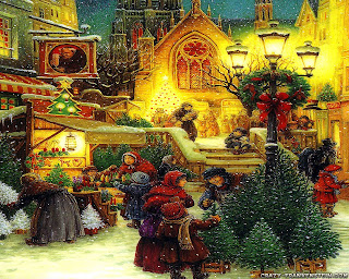 Christmas Wallpaper 1280x1024