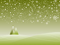 Green Christmas Tree Wallpapers