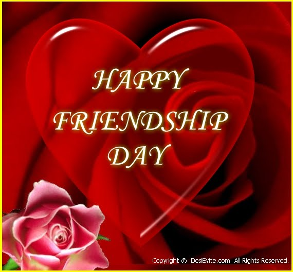 Free Holiday Wallpapers: Happy Friendship Day Wallpapers, Happy Friendship Da...