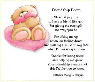 Friendship Day Poems Wallpapers