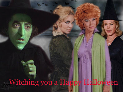 Bewitched Halloween Pictures