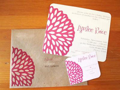 mum invitations